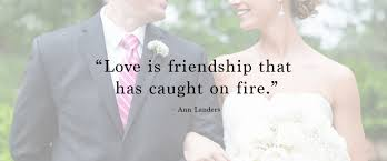wedding quotes on friendship 48 quotes and how to use them in your wedding