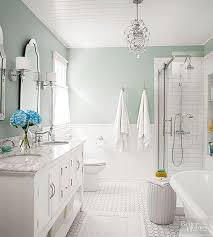 Blue Green Bathrooms On Pinterest Yellow Room by Best 25 Seafoam Bathroom Ideas On Pinterest Cottage White