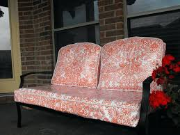 slipcovers for patio chair cushions best recover patio cushions