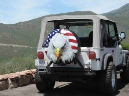jeep eagle 2016 eagle 6 spare tire cover custom tire covers
