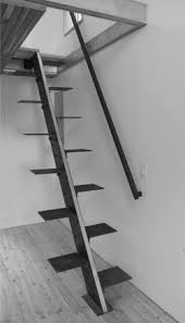 Alternate Tread Stairs Design Cr4 Thread Why Is This Stairway Ladder Designed Like This