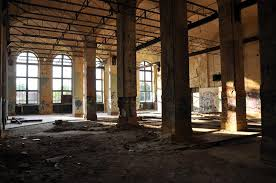 Grand Dining Room Forgotten Places Michigan Central Station Fort Marinus