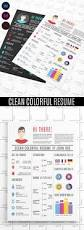 Best Resume Templates Pinterest by Scenic Best Infographic Resume Templates For You Template Free