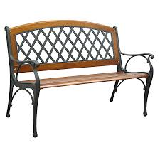 Outdoor Benches Canada Bench Outdoor Benches Lowes Shop Patio Benches At Outdoor
