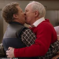 Seeking Will Ferrell Lithgow Spills On His With Will Ferrell Daily