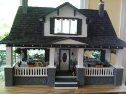 20 best craftsman bungalow dollhouse images on pinterest