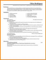 Resume Examples For Executive Assistant by 8 Executive Assistant Resume Examples Resume Reference