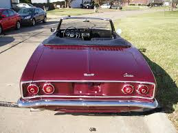 1966 corvair monza convertible power top manual trans 164ci runs