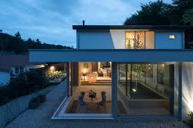 patio house bloot architecture archdaily