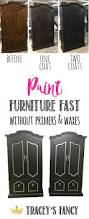 How To Paint Furniture Black by Black Painted Armoire Paint Furniture Armoires And Primer