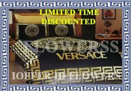 Versace Comforter Sets Versace Bedding Set Satin Duvet Cover Sheet Set On The Hunt