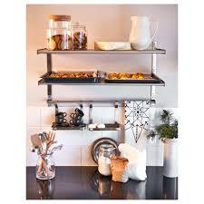 Kitchen Self Design Decoration Stainless Steel Shelves For Kitchen Self Design