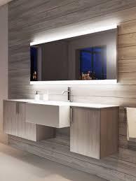Wide Mirrored Bathroom Cabinet Bathroom Cabinets Backlit Mirror The Mirror Anti Mist Bathroom