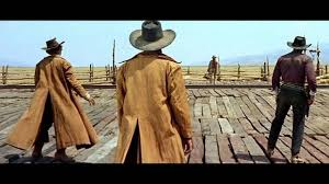 film de cowboy gratuit spaguetti western tribute clint eastwood lee van cleef eli