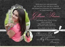 graduation photo cards designs christian graduation announcements wording as well as