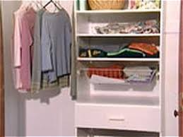 Design A Closet How To Organize A Closet How Tos Diy