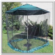 Mosquito Netting Patio Patio Umbrella Mosquito Net Canada Patios Home Design Ideas