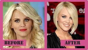 does jenny mccarthy have hair extensions jenny mccarthy plastic surgery before and after jenny mccarthy
