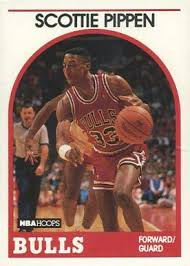 1989 hoops scottie pippen 244 basketball card value price guide