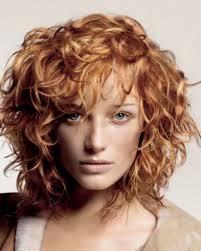 permed hairstyles for medium length hair curly haircuts medium length hair