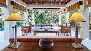 jungle living space villa pita linggar is on the como shambhala