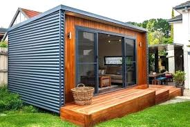 contemporary storage sheds outdoor living today 8 x 4 ft double