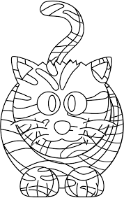 cartoon tiger october 2011 openclipart org commons wikimedia org
