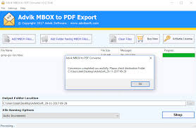 Pdf Converter Mbox To Pdf Converter Convert Spilt Your Mbox Messages Into