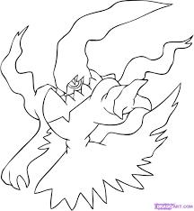coloring decorative pokemon drawing h310 coloring