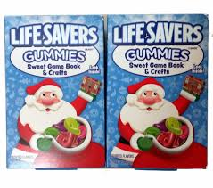 lifesavers gummies sweet candy storybook game and crafts 2 pack