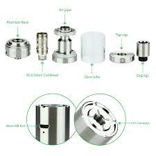 Eleaf Ijust S 3000mah Starter Kit Vaporizer Authentic kit eleaf ijust s sub ohm starter kit silver