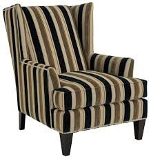 contemporary wing chairs broyhill furniture accent chairs and ottomans lauren contemporary