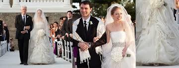 wedding dress chelsea chelsea clinton wedding dress archives reflected