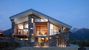 apartments modern mountain house plans small mountain home floor