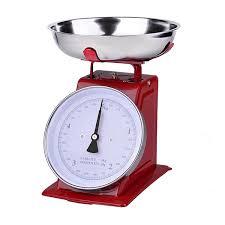 balance cuisine balance de cuisine mécanique 5 kg balances et doseurs de