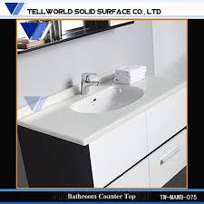 troff sinks bathroom sinks basins page17 tell world solid surface co ltd