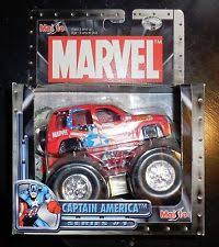 captain america monster truck ebay