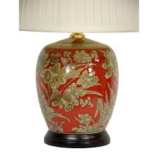 Antique Porcelain Table Lamps Amazon Com Oriental Furniture 21