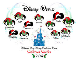 mickey s merry vacation 2017 2018