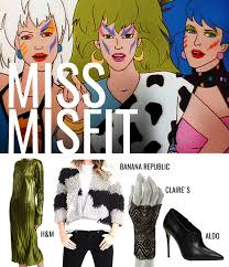 Jem Halloween Costume Cool Girls Wear Halloween Filler Magazine