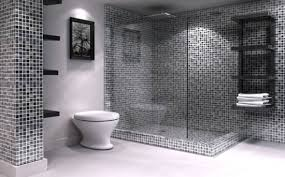 grey and white bathroom tile ideas 15 chic bathroom tile ideas ultimate home ideas