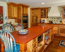 vermont country kitchen in vibrant color designs for living vt