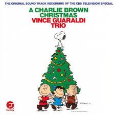 a charlie brown christmas soundtrack lyrics