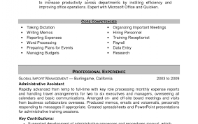 resume personal assistant resumes shocking personal assistant