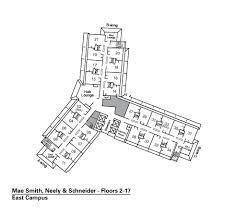 university floor plan floor plans university housing