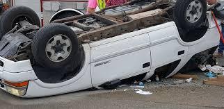 multi car accident in paris vehicle overturned u2013 u2013 illinois leaks