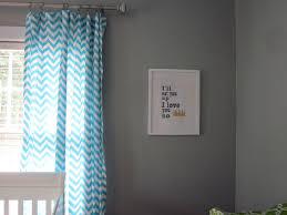 Blackout Curtains For Nursery Star Blue Blockout Blackout Window Curtain Panel 017 59 U2033wide X 84