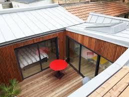 extension chambre extension chambre parental et terrasse bois