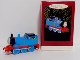 the tank engine ornament rainforest islands ferry