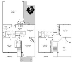 floor plans linden park townhomes